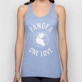 Pangea: One Love Unisex Tank Top