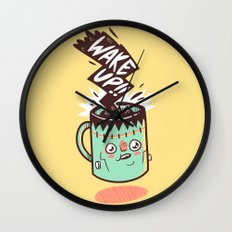 Alive! Wall Clock