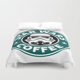STORMTROOPER COFFEE Duvet Cover