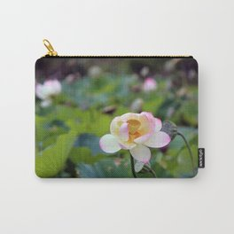 Aquatic Garden Lotus 2 Carry-All Pouch