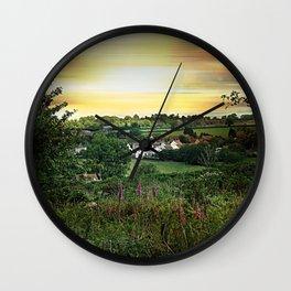 Felton Common Wall Clock