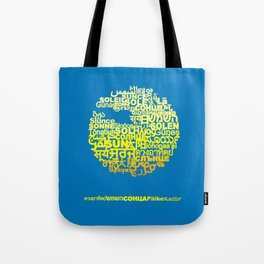 Sun in Different Languages Tote Bag