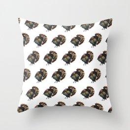 The Big Turkey Throw Pillow