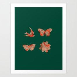 Botanical Esprit Art Print
