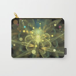 Popping Poppy Carry-All Pouch