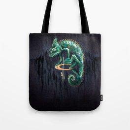 Scaly Creeper Tote Bag