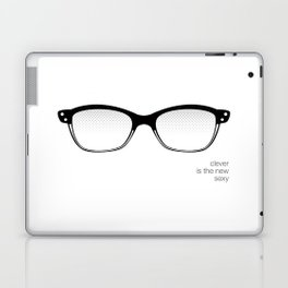 Clever is the new sexy Laptop & iPad Skin