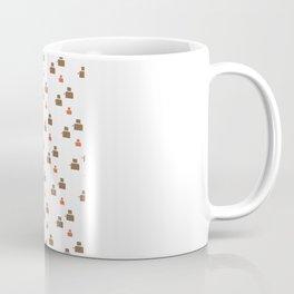 TOASTER PATTERN Coffee Mug