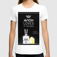 tequila T-shirts featuring Avion Tequila by John D'Amelio