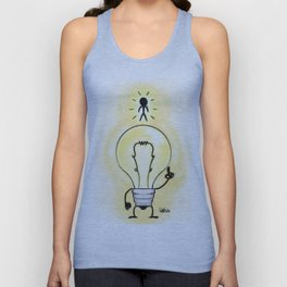 new way of thinking Unisex Tank Top