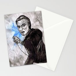 """""""Don't You F////ing Look at Me"""" by Cap Blackard Stationery Cards"""