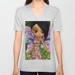 Lil Fairy Princess Unisex V-Neck