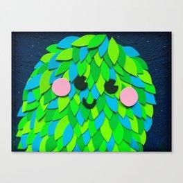 Monster of Memories Canvas Print