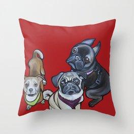 Phoebe Nemo & Stark Throw Pillow