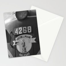 Boston & Maine Railroad Stationery Cards