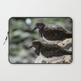 Two Sandpipers Laptop Sleeve