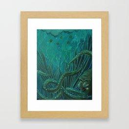 Octigypsy Framed Art Print