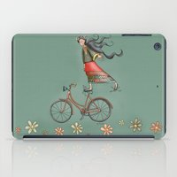 joy iPad Cases featuring Joy by Catru