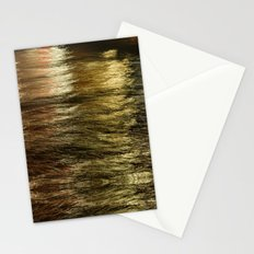 Night Light 137 - Water Stationery Cards