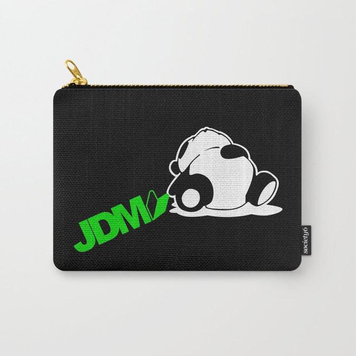 Sleepy Panda JDM Carry-All Pouch