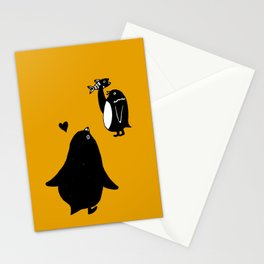 Penguin~the best thing Stationery Cards