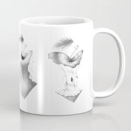 What it left of love? Coffee Mug