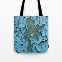 big bang Tote Bags featuring Big Bang by aeolia