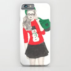 Christmas Fashion Slim Case iPhone 6s