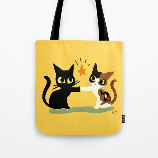 Touch! Tote Bag
