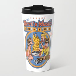 DEVIL'S MUSIC SING-ALONG Travel Mug