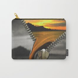 Unzipped Carry-All Pouch