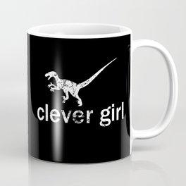 Clever Girl - Jurassic Park Coffee Mug