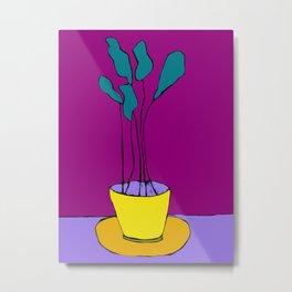 Greenhouse Series Metal Print