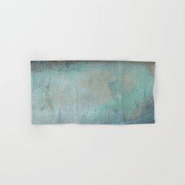Patina Copper rustic decor Hand & Bath Towel