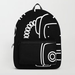 Robotics Club - Robot Fan Backpack