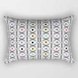 heart hands Rectangular Pillow