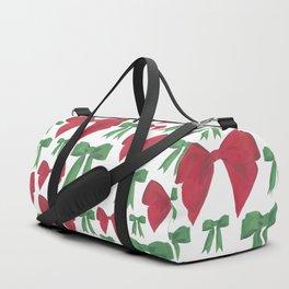 Festive Bows Duffle Bag