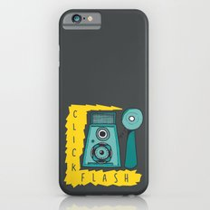 Vintage Camera | Grey Slim Case iPhone 6s