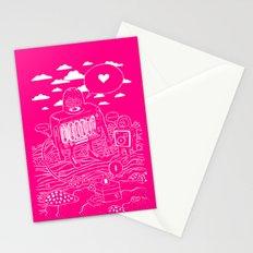sound check Stationery Cards