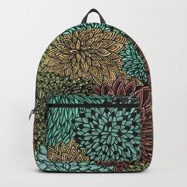 Ink  Pattern No.4 Backpack