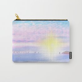 Lagoon of Venice Carry-All Pouch