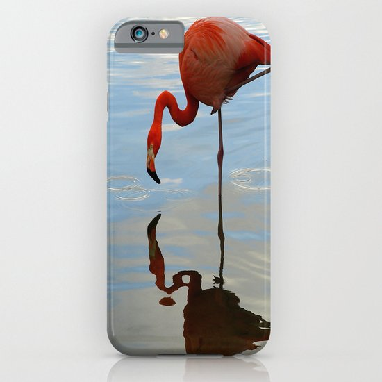 Pink Flamingo   iPhone & iPod Case
