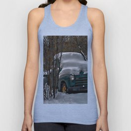 It Snowed Unisex Tank Top