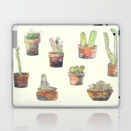 Cactus ensemble  Laptop & iPad Skin
