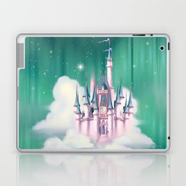 Star Castle In The Clouds Laptop & iPad Skin