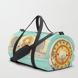 Retro Classic Radio Duffle Bag