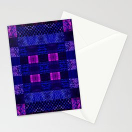 Quilt Square - MMB Stationery Cards