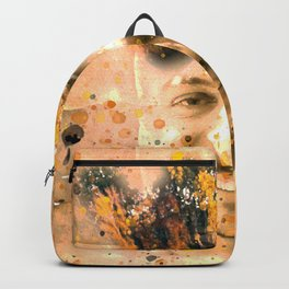 autumn in me Backpack