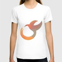 mockingjay T-shirts featuring Mockingjay by Volkan Dalyan