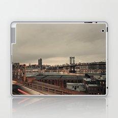 the city never sleeps:: nyc Laptop & iPad Skin